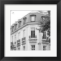 Framed Travers Paris II