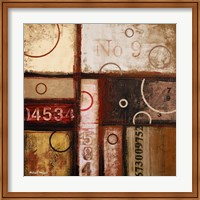 Framed Digits in the Abstract II
