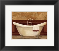 Historic Bath I Framed Print