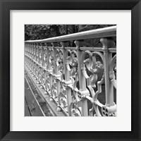 Walk Across II Framed Print
