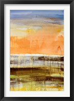 September Rain I Framed Print