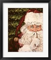 Framed Secret Santa