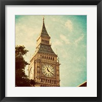 Framed London Sights I
