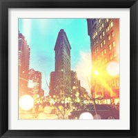 Framed City Stroll II