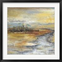 Silver River I Framed Print