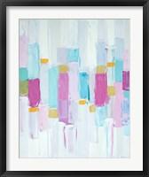 Framed Cool Rhizome I