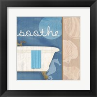 Framed Soothing Bath
