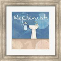 Framed Replenish Sink