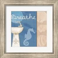 Framed Breathe Sink