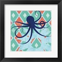 Framed Under the Sea Octo