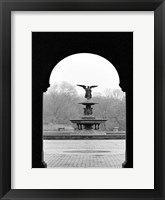 Framed Central Park Diptych A