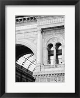 Framed Milan