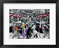Framed Dance Party