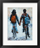 Framed ShenLi's Romance On Bikes