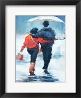 Framed ShenLi's Romance In The Rain