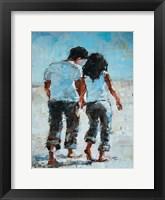 Framed ShenLi's Romance By The Ocean