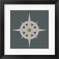 Framed Neutral Compass