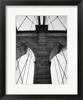 Framed Brooklyn Walk