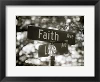 Framed Faith and Love