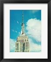 Framed Empire Stars