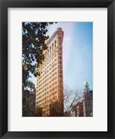 Framed NYC Flat