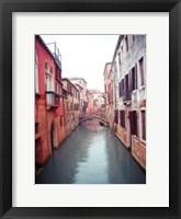 Framed Venice Stroll