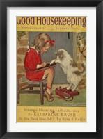 Framed Good Housekeeping VI