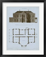 Framed Chambray House & Plan III