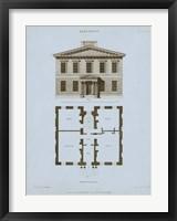 Framed Chambray House & Plan IV