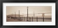 San Fran I Framed Print