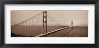 San Fran II Framed Print