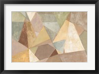 Framed Geometric Abstract Neutral
