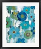 Blue Eyes II Framed Print