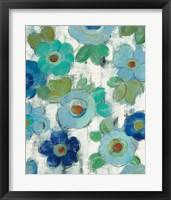 Blue Eyes III Framed Print