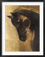 Framed Trojan Horse II Gold