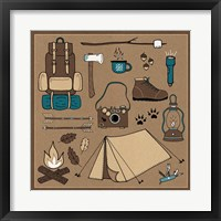 The Great Outdoors V Framed Print