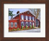Framed Old Red Mill Inn