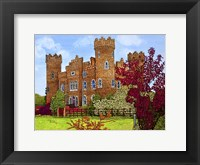 Framed Ireland - Clonyn Castle, Co Westmeath