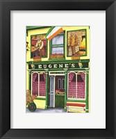 Framed Ireland - Eugene's Pub