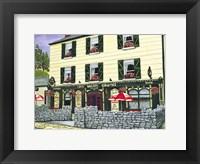 Framed Ireland - Irish Arms Pub