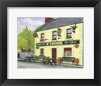 Framed Ireland - O'Connor's Pub