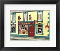 Framed Ireland - Riordan's Pub
