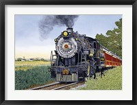Framed Engine #90