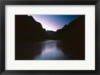 Framed GC Sunset 2