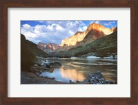 Framed Grand Canyon River