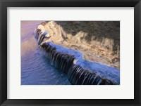 Framed Havasu Waterfall