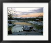 Framed Winter Landscape 23