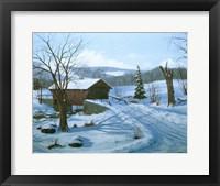 Framed Winter Landscape 28