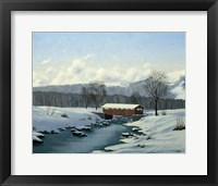 Framed Winter Landscape 29