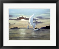 Framed Sailing